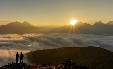 Speikboden | Sunrise at 2400m