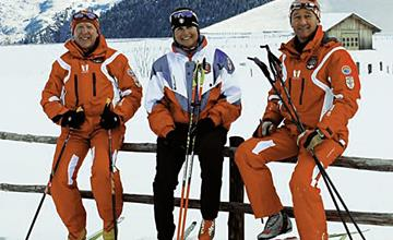 Cross-country ski school Riva/Rein