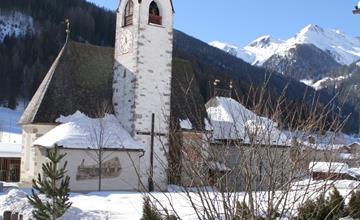 Parish Church of St. James at Rio Bianco-Weißenbach
